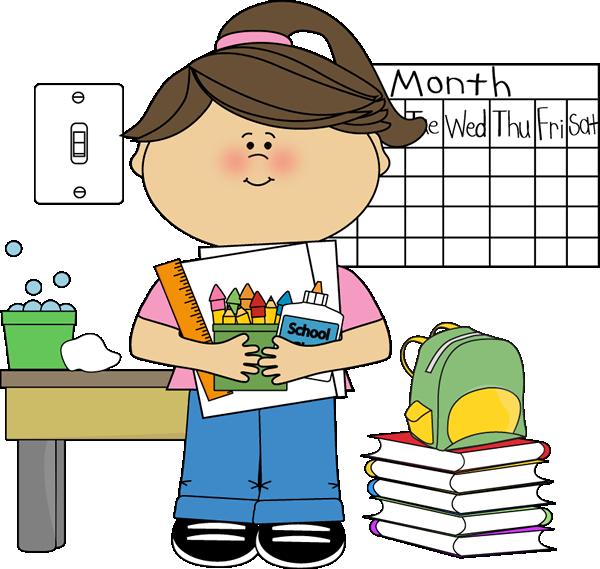 Girl job subsitute ideas. Organized clipart organized classroom