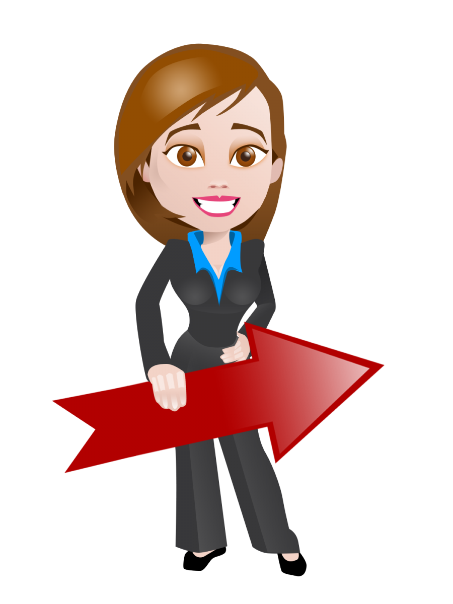 Why network today com. Jobs clipart woman job
