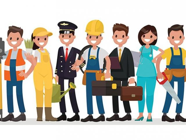 Job cliparts free download. Jobs clipart