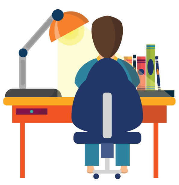 knowledge clipart office skill