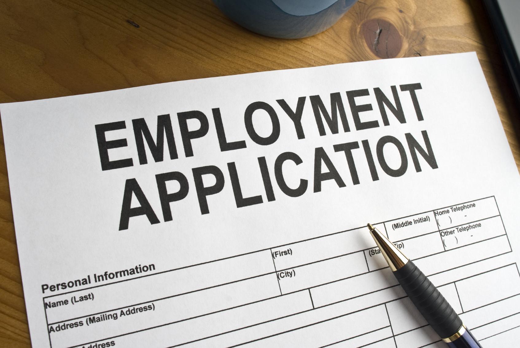 Jobs clipart job application. Station
