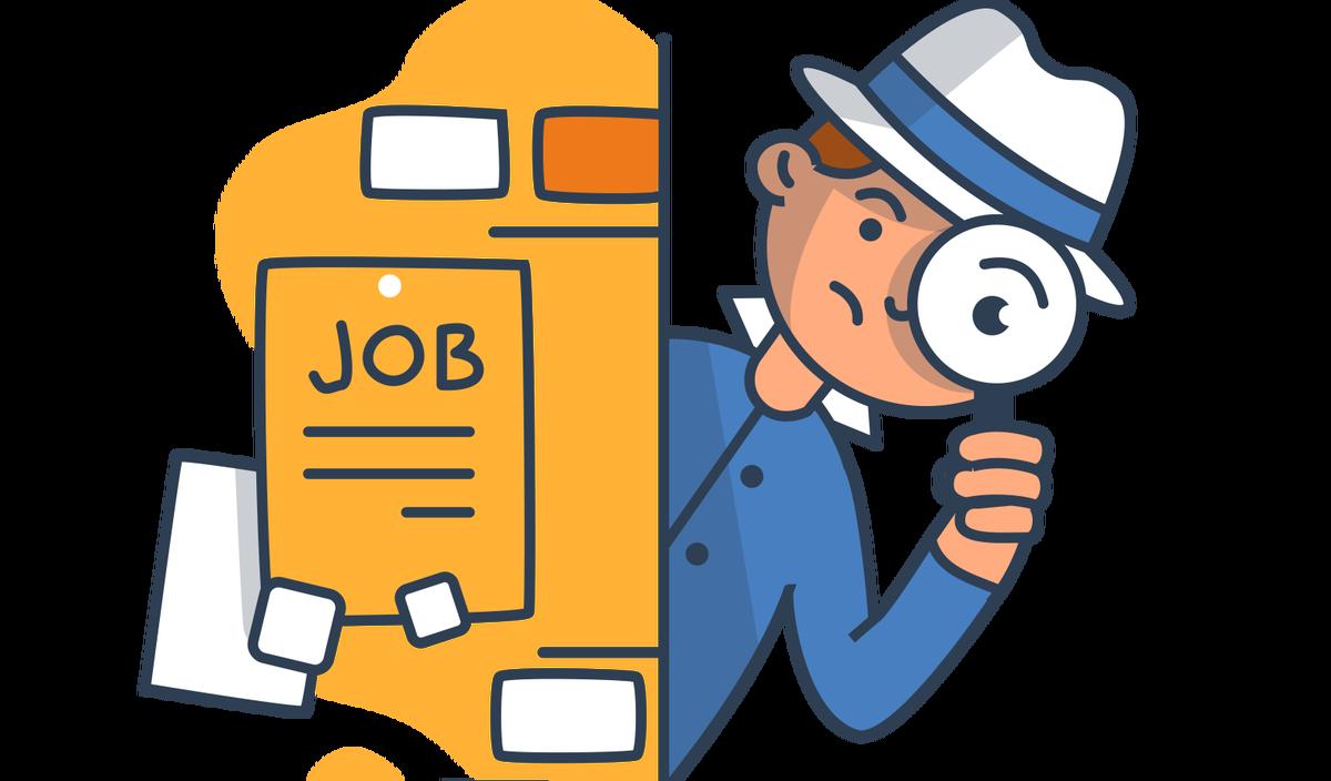 Job clipart retail job. Vocabulario relacionado a trabalho