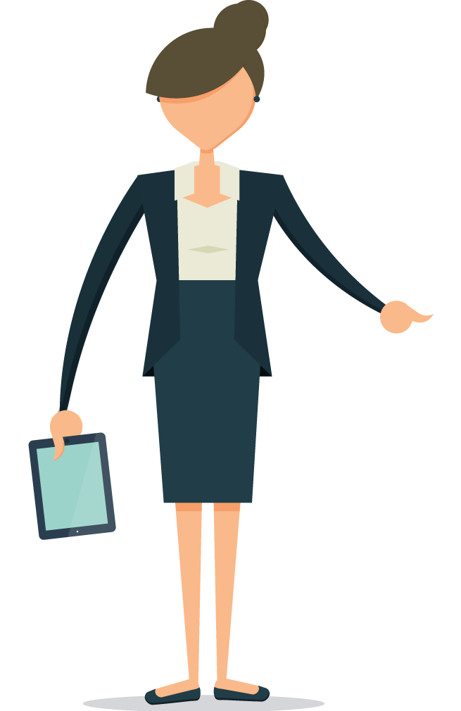 Jobs clipart woman job. Education airserver character