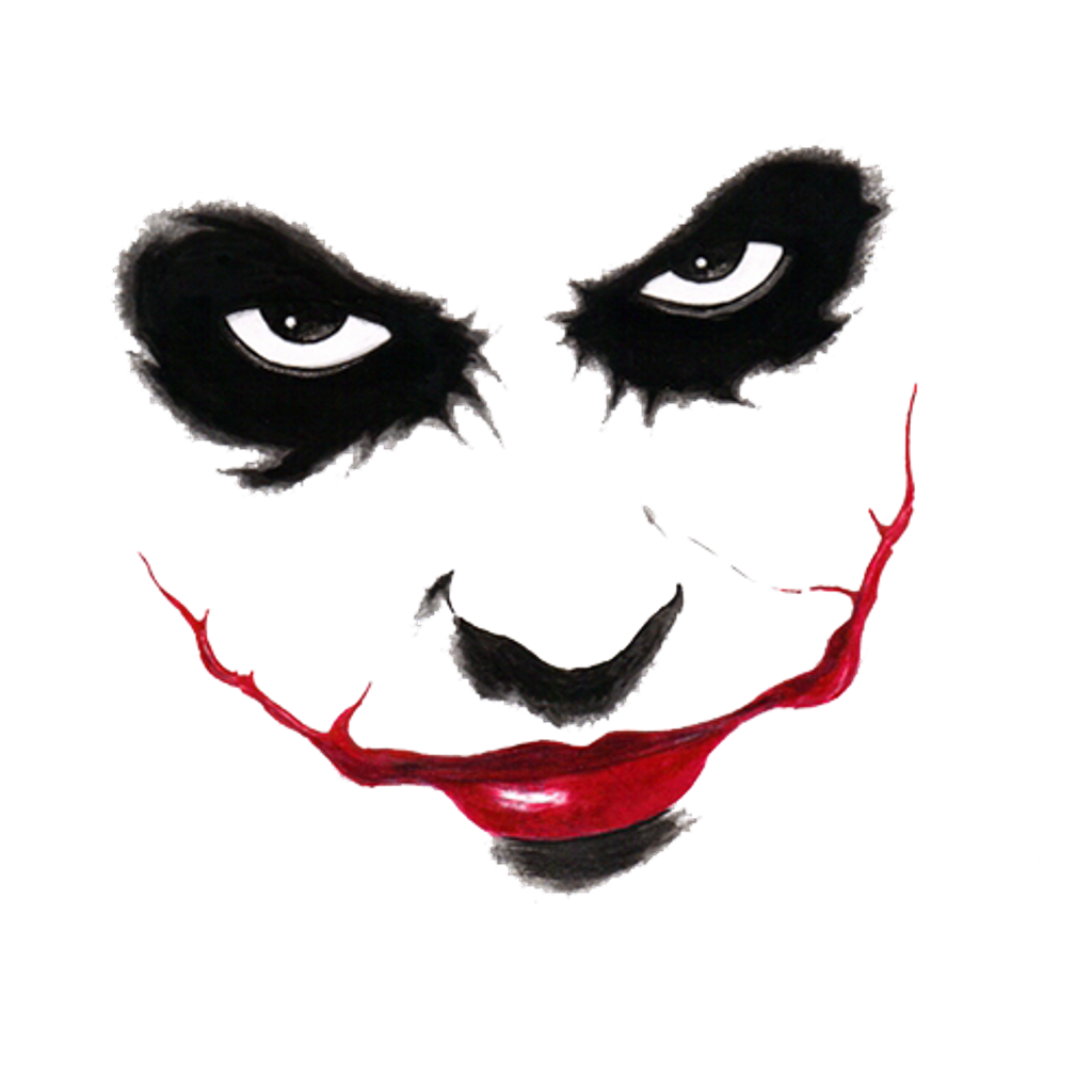 Joker Clipart Eyes  Joker Eyes Transparent Free For