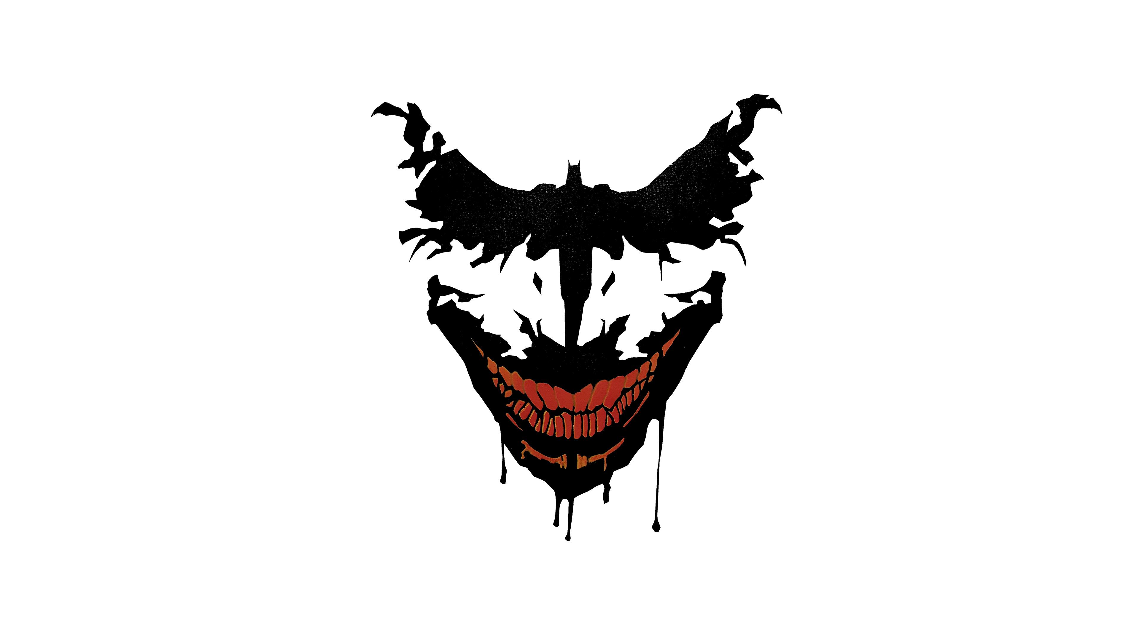 Bat art superheroes k. Joker clipart mobile hd