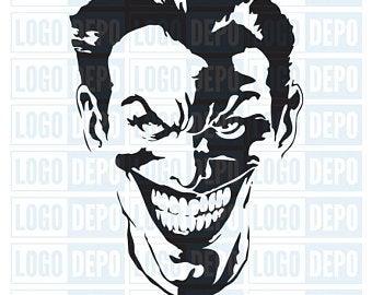 Etsy . Joker clipart svg