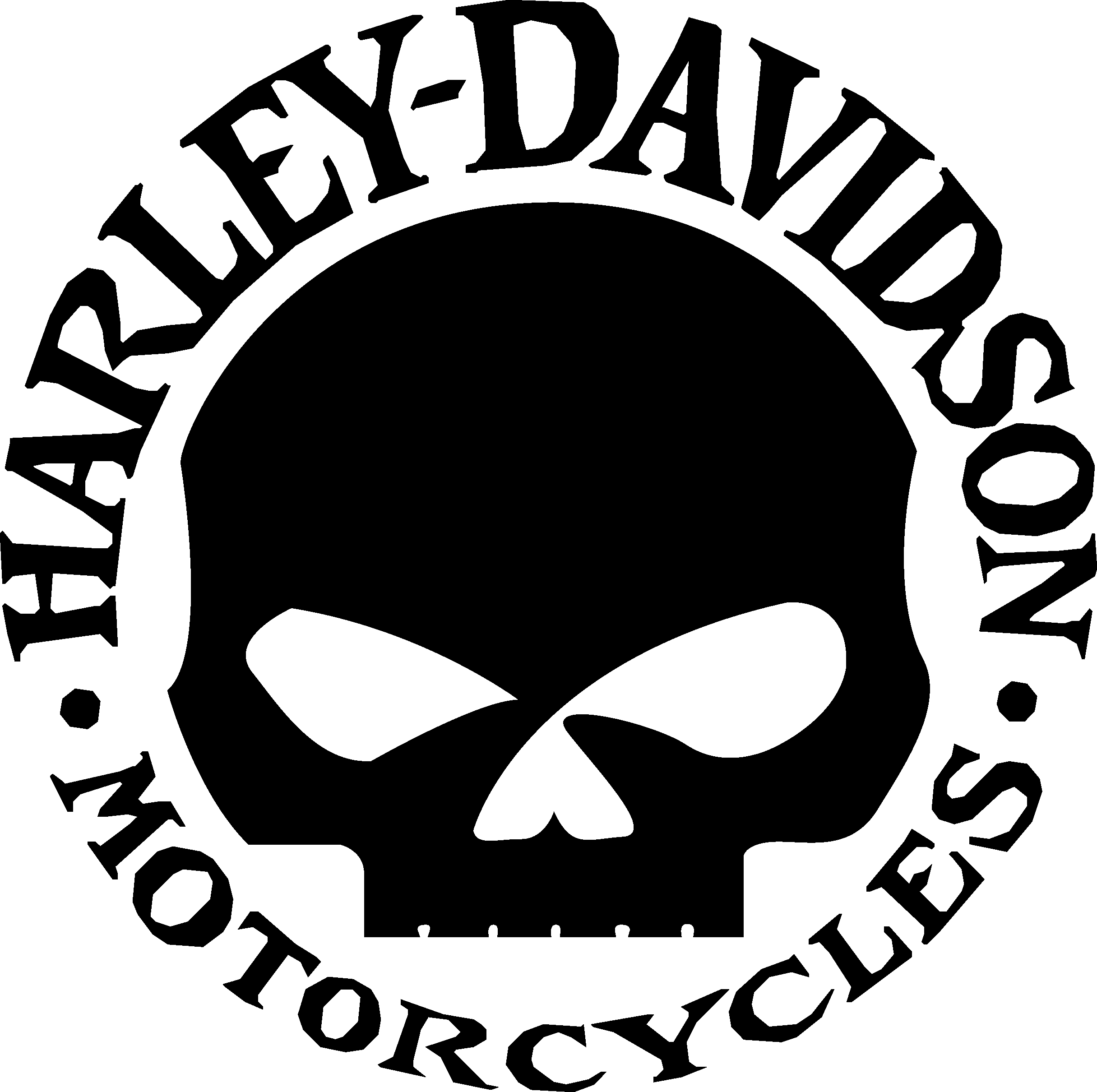 Willie G Skull logo