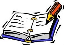 Journal clipart. Free journals