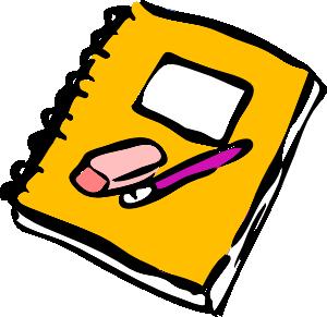 . Writer clipart journal
