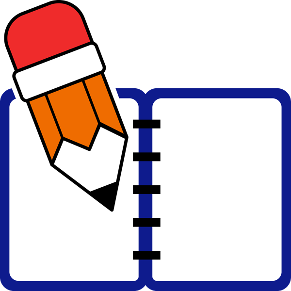 Writer clipart journal. Gallery of