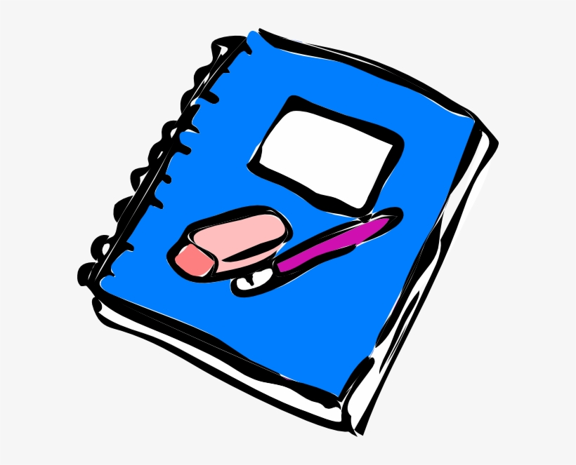 Collection of high quality. Notebook clipart assignment notebook