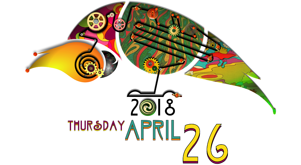 Thursday april why lit. Poetry clipart english subject