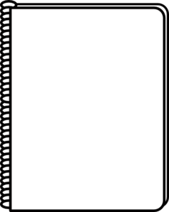 Free notebook cliparts download. Notepad clipart blank notepad