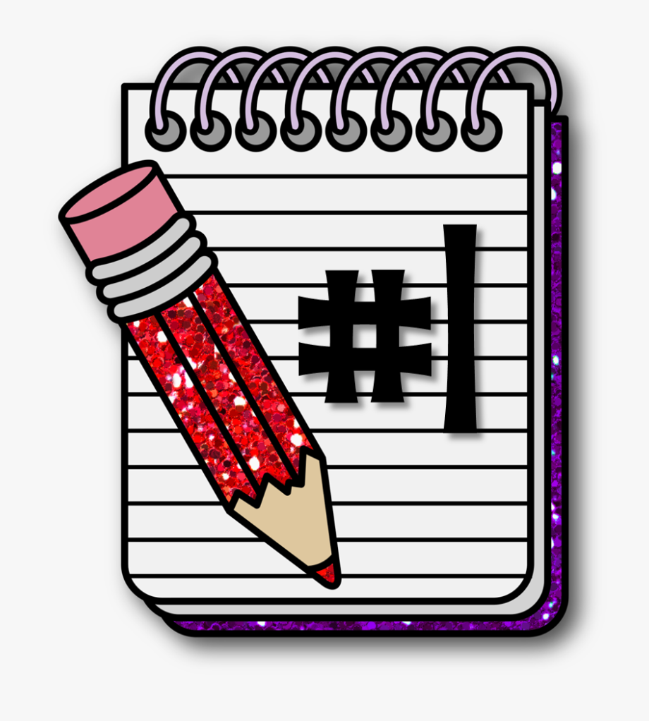 Notebook clipart interactive notebook. Journal clip art