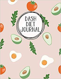 Planner clipart food diary. Dash diet journal log