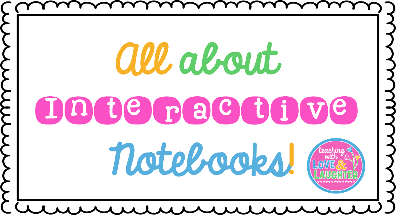Teaching with love and. Notebook clipart interactive notebook
