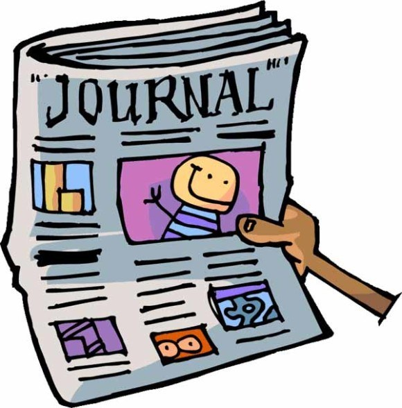 Journal clipart journal article. Let us learn