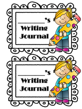 Writing . Journal clipart journal cover