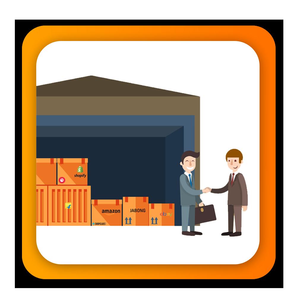 Best warehouse management software. Manager clipart shop manager