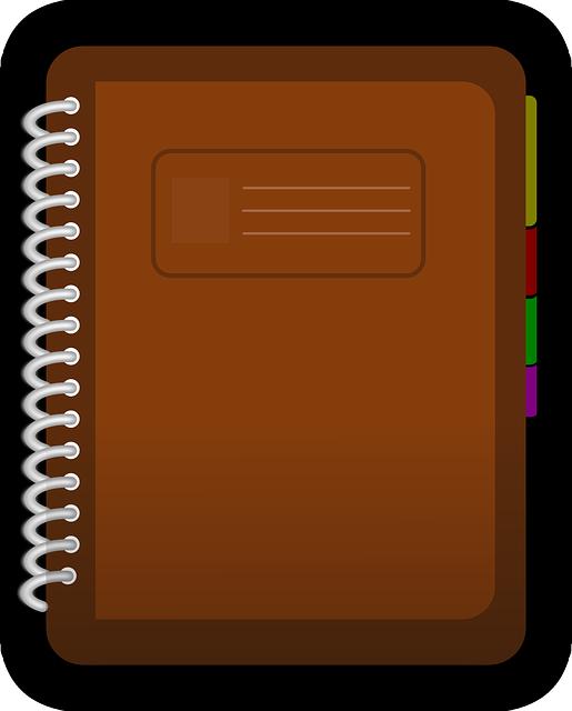 Journal clipart novel. Work production davidjrogersftw