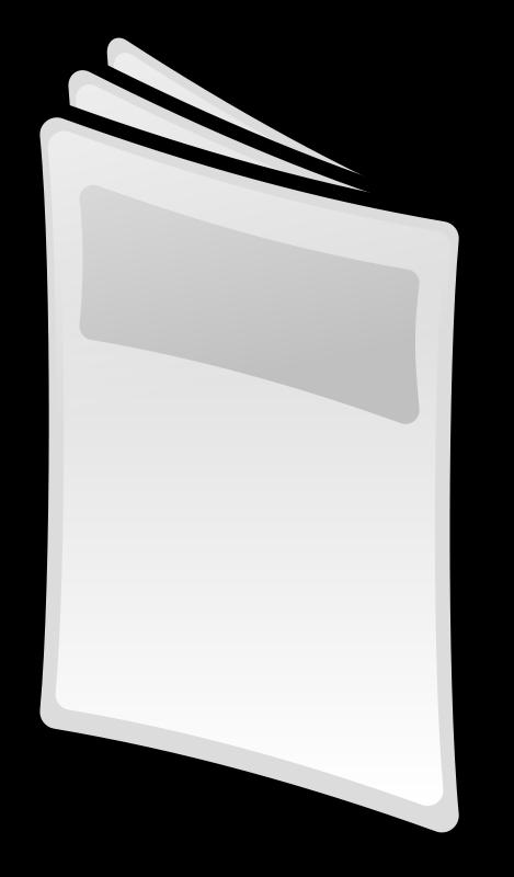 Journal clipart periodical. Free freedownloadscom