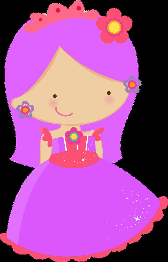 Journal clipart pink. Jardim minus princesas pinterest
