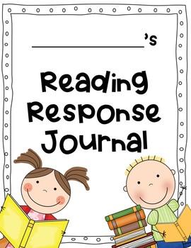 Journal clipart reading journal. Literature circles response journals