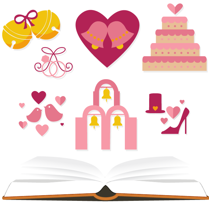 Planner clipart food diary. Wedding journal onlinejournal com