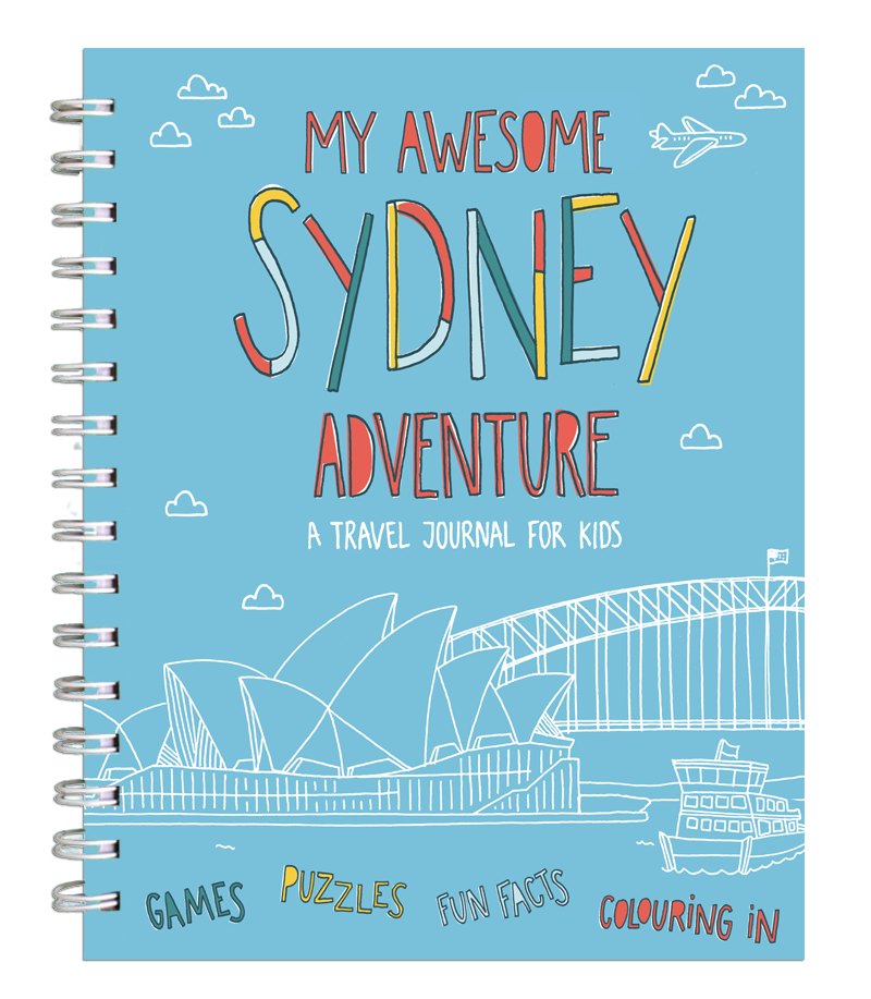 Journal clipart travel journal. My awesome adventure a