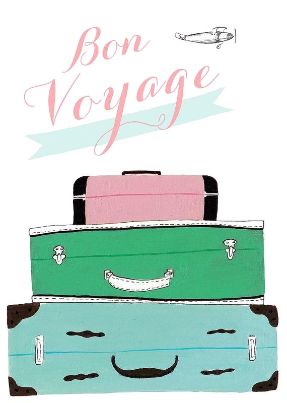 Valise bullet dessin et. Journal clipart travel journal