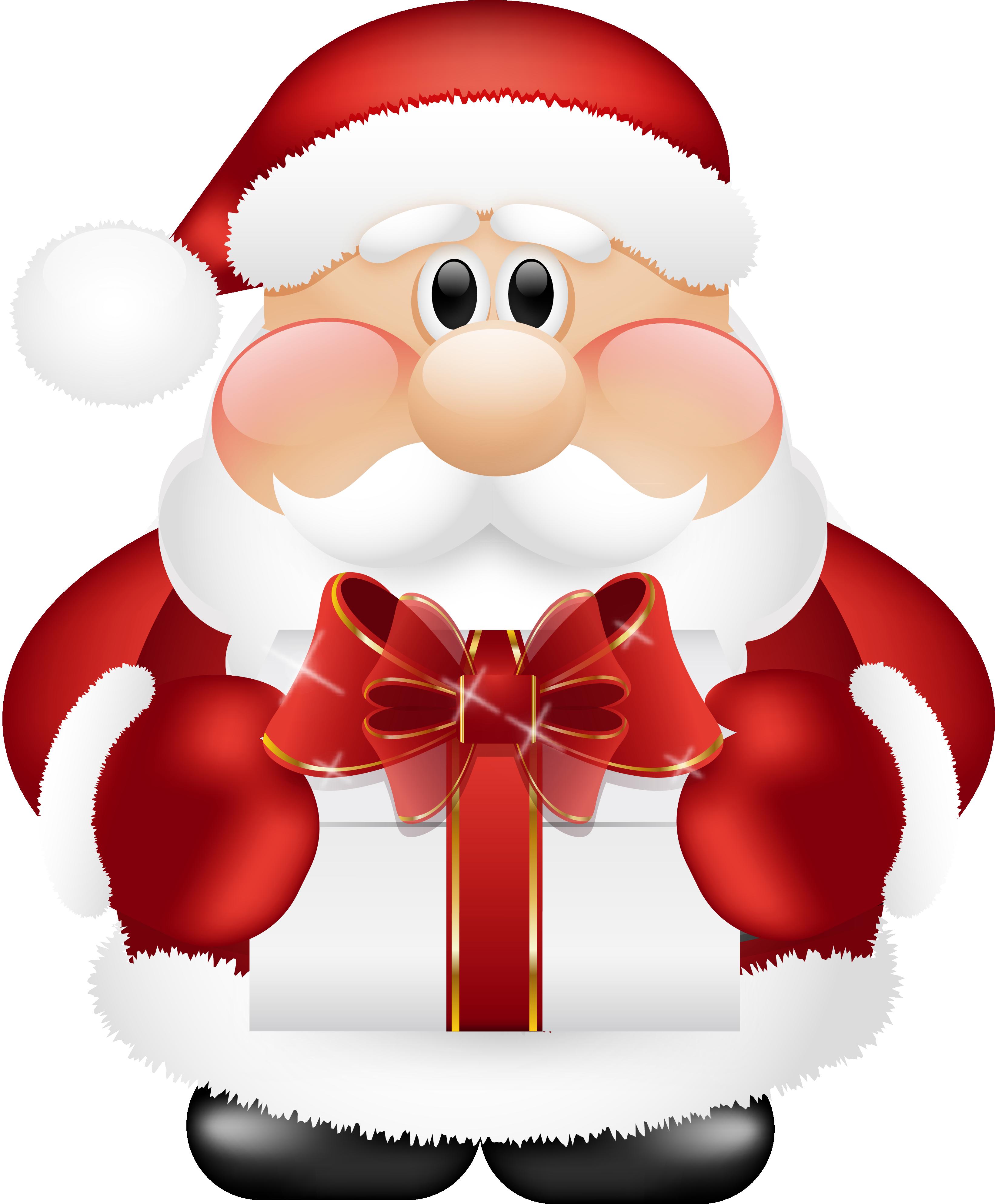 Joy clipart christmas cookie. Santa claus enters the