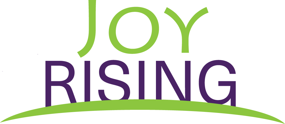 Words clipart joy. Immersions rising