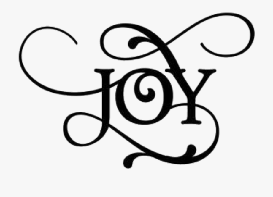 Words clipart joy. Sayings quotes word free