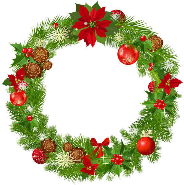Christmas garland border transparent png. Http favata rssing com