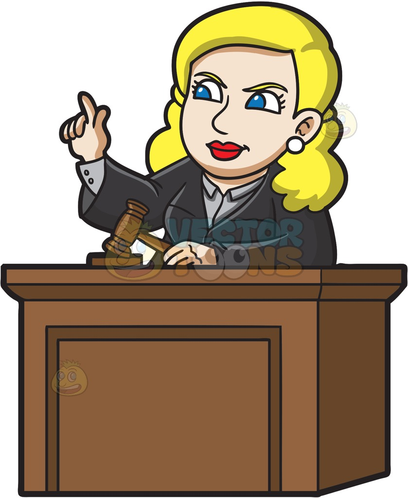 collection of in. Judge clipart