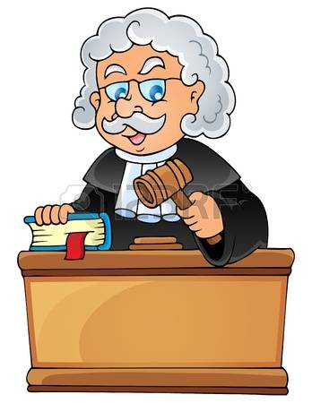 Judge clipart.  collection of in