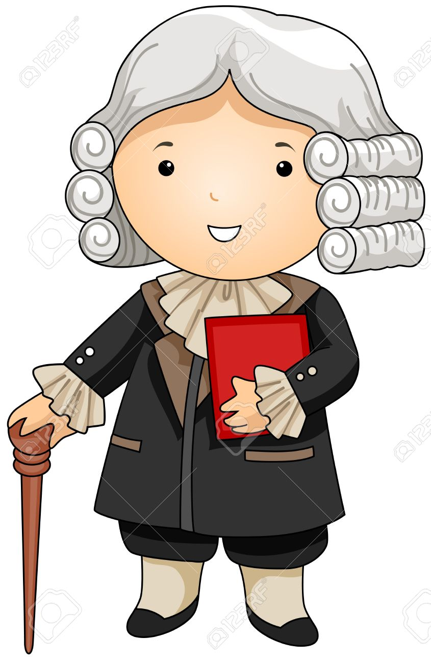 Judge clipart. Panda free images info