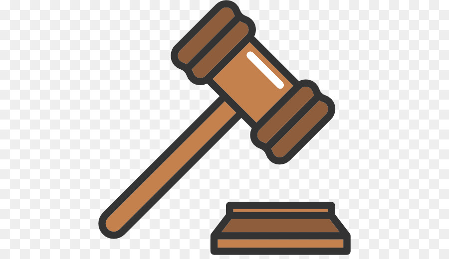 Gavel court computer icons. Judge clipart