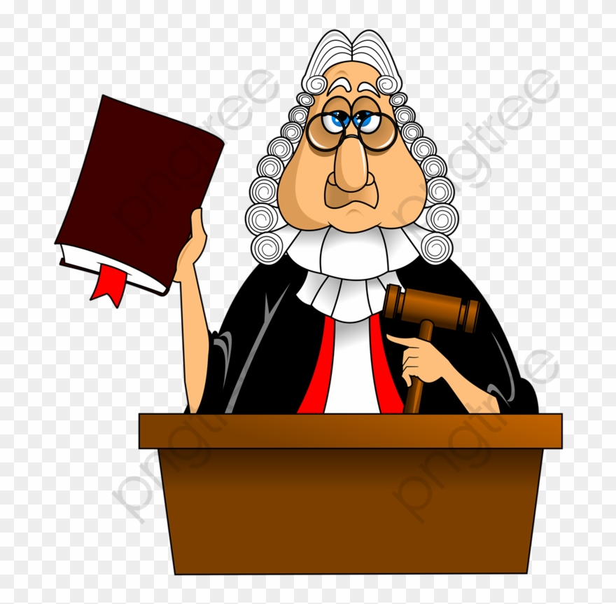 Justice clipart high court. Judge png download