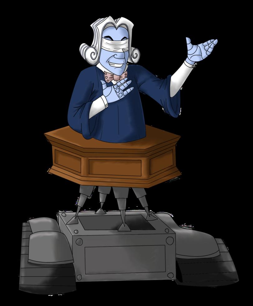 Disney villain october the. Judge clipart chief justice