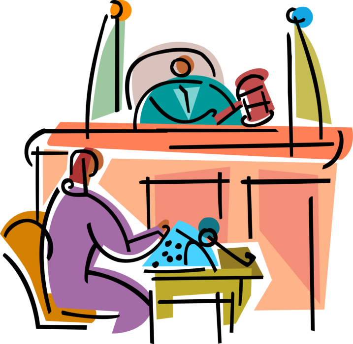 Judge clipart courtroom judge. Judicial bangs gavel vector