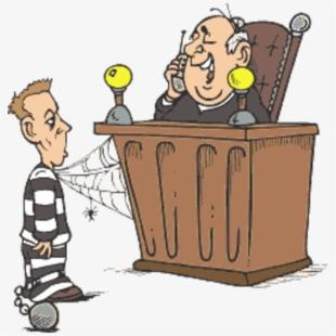 Judge clipart criminal trial. Podium free