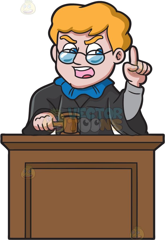 Judge clipart female judge. Download court clip art