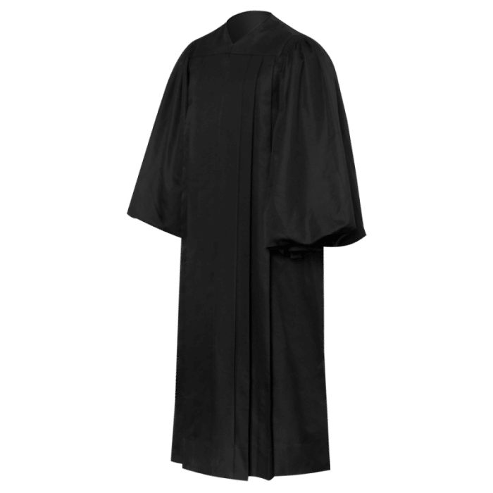 judge clipart gown