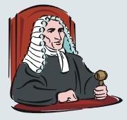 Clip art panda free. Judge clipart judge british