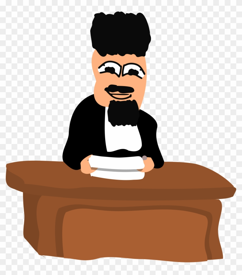 Png free transparent . Judge clipart jugde
