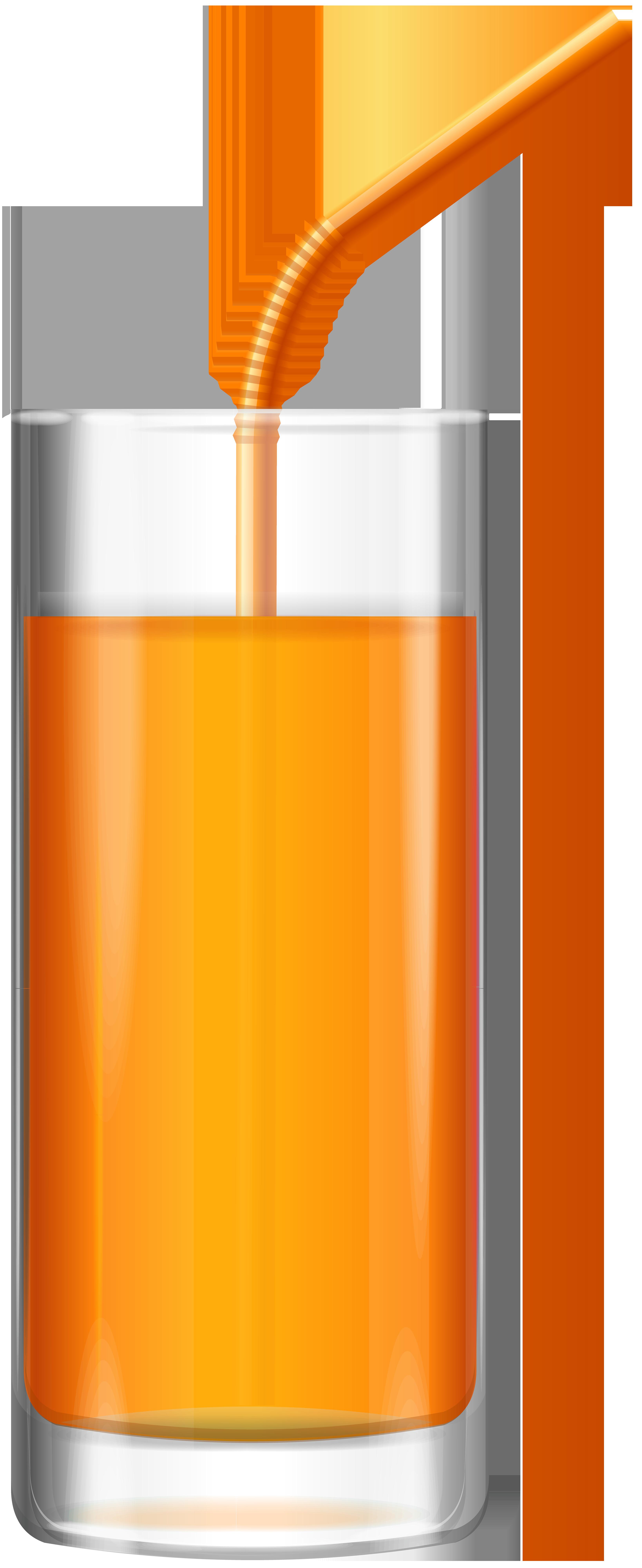 Juice clipart. Orange png clip art