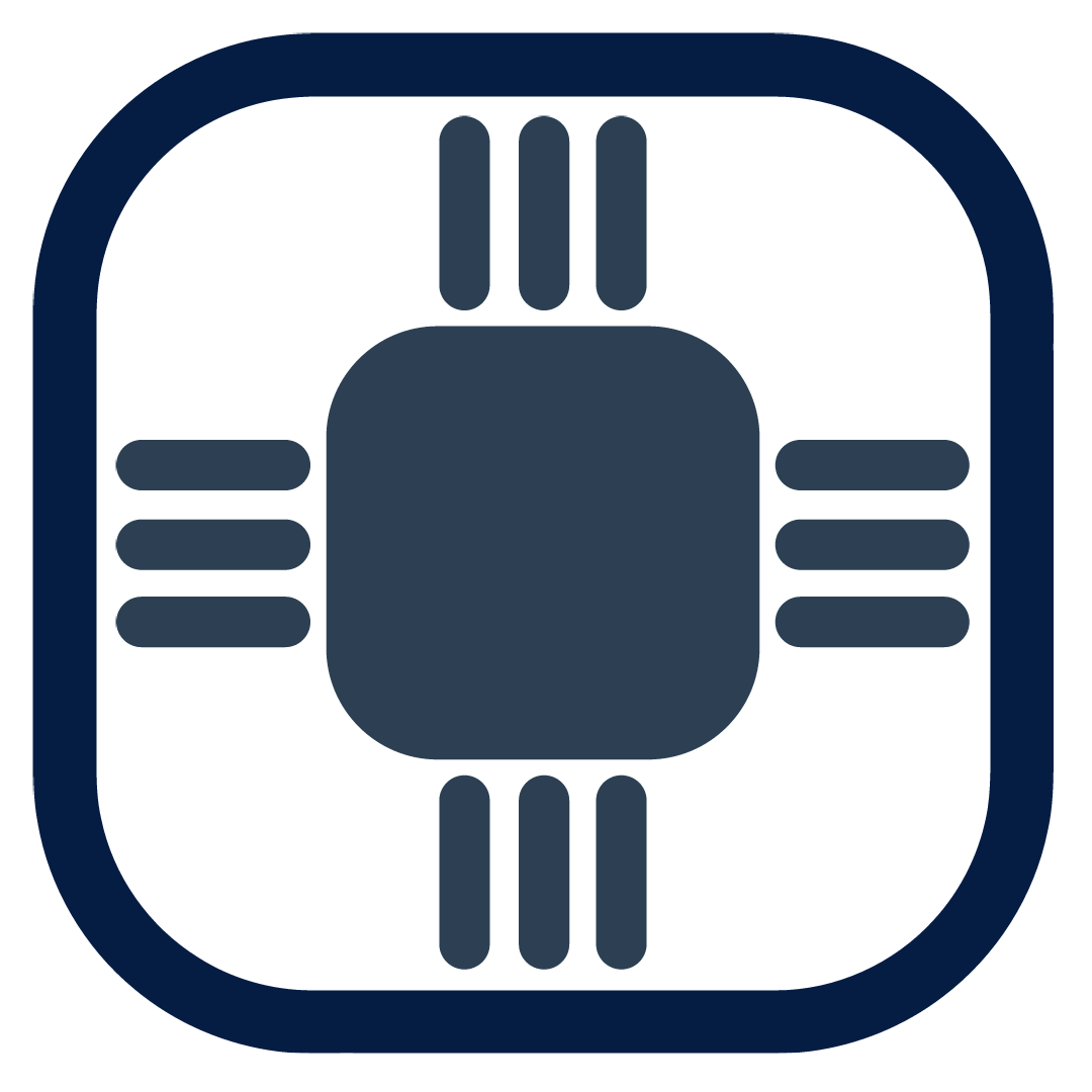 Computer icons integrated circuits. Juice clipart chip