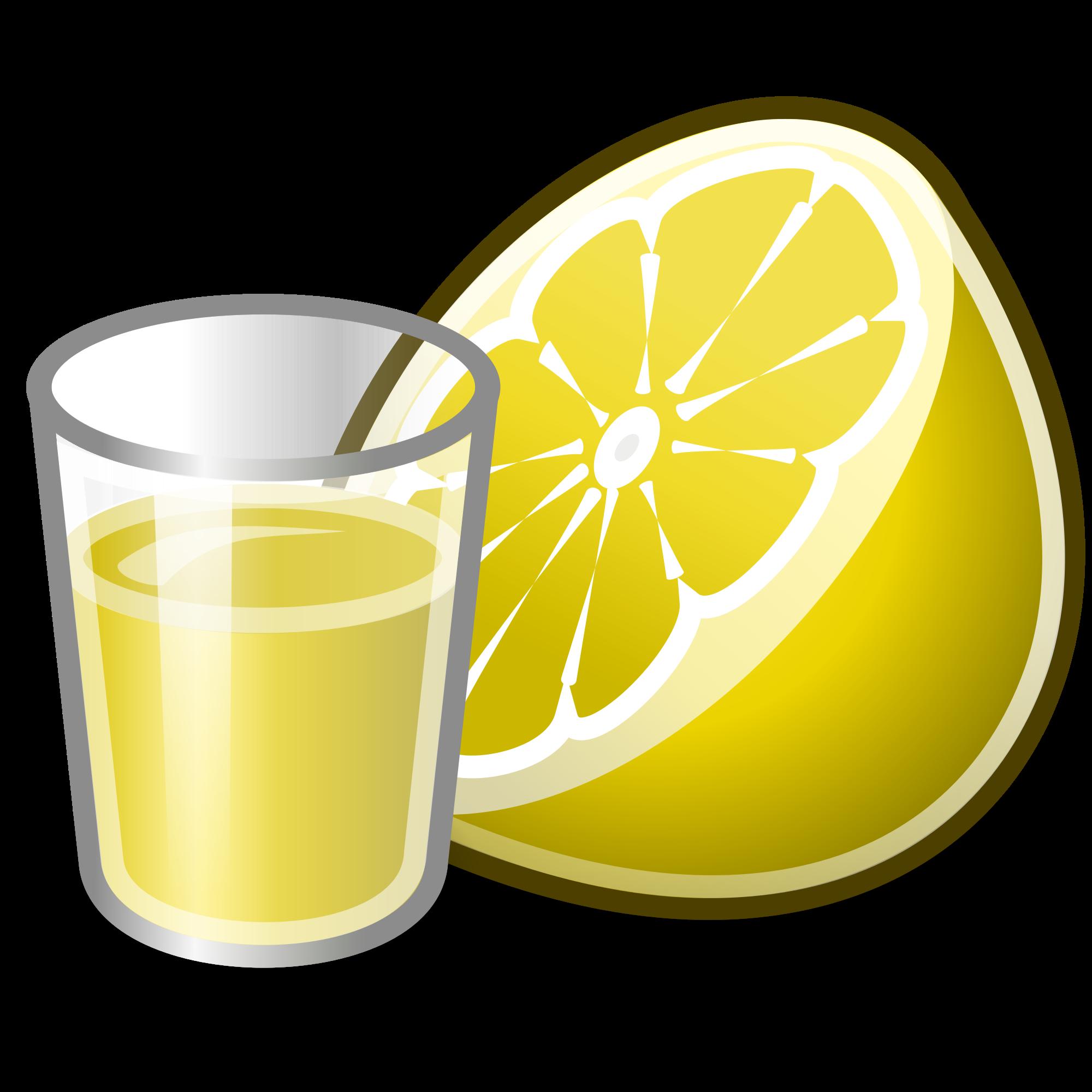 Lemons clipart svg. File tango juice wikimedia
