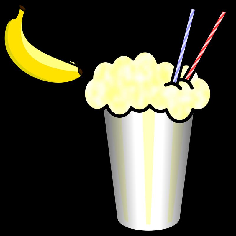 Juice clipart fizzy. Milkshake smoothie drinks clip
